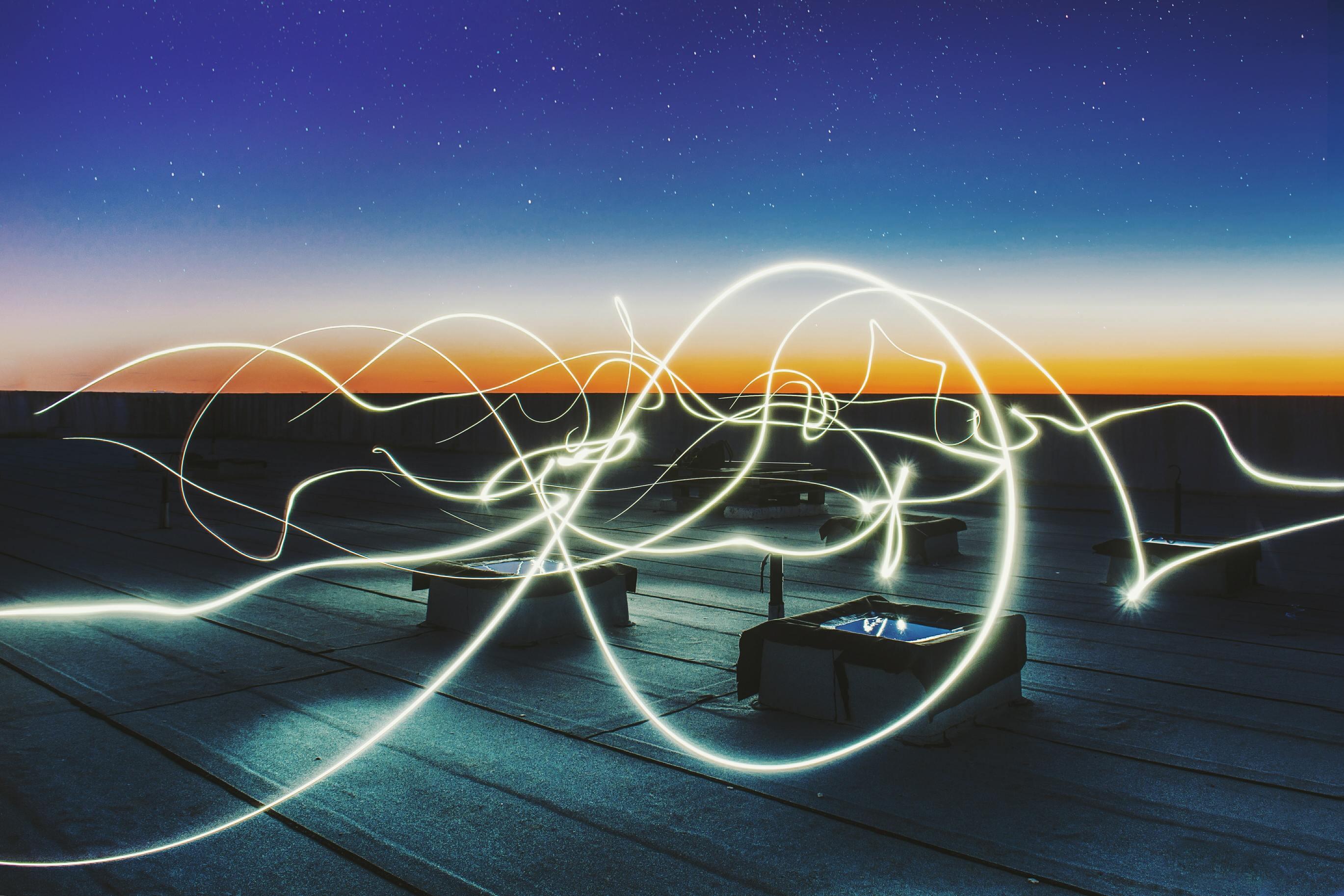 Image décorative : Energie & Technologie
